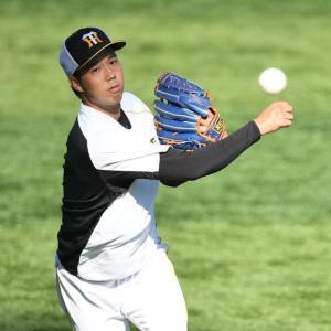 阪神・青柳さん 今季初の中4日で先発へ「しっかり準備して頑張りたい」