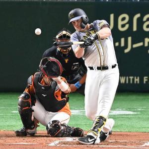 阪神サンズ得意サンチェス打ち 韓国でも打率5割超