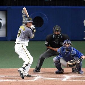 阪神・福留、打撃改造ノーステップ犠飛 代打で執念!38日ぶり打点「良かった」