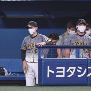 矢野監督「負けるべくして負けているよね」