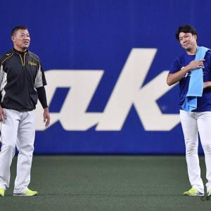 【朗報】阪神最年長、福留孝介が今オフFAの大野雄大を直接口説き落とす!!