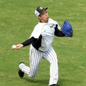 阪神・青柳さん、23日の次戦へ「自分のピッチングができるように頑張りたいと思います」