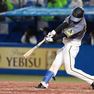 阪神グラウンド内外でスッキリ、近本が9度目猛打賞