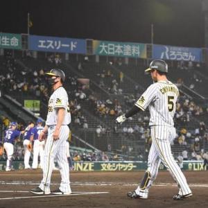 阪神・井上コーチは大野雄に脱帽「球種や狙い球を絞るという状況まで持っていけなかった」