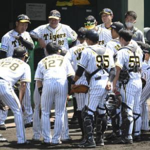 【9/30現在】阪神2軍野手成績最新版wwww