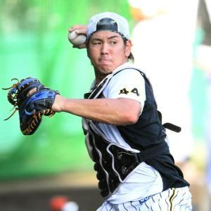 阪神・梅野が負傷から14日ぶりスタメン復帰 中日はシエラが4番