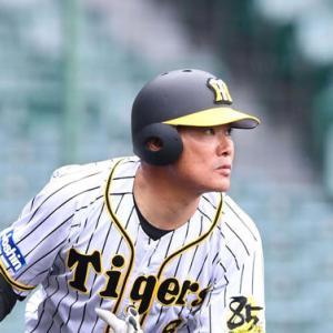 阪神福留に事実上の戦力外通告 他球団移籍を模索か 打率1割5分4厘、1本塁打、12打点