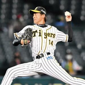 阪神・能見が退団へ まだまだやれる!魂のオール直球1回0封 複数球団が獲得調査へ