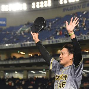 阪神が〝鬼門〟東京ドームでカード初勝ち越し 無四球完投の秋山「制球の良さは自分の特長」