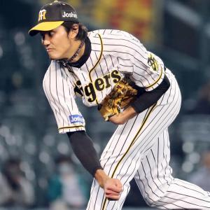 9月13日以来の先発、阪神・藤浪4回1失点で勝利に貢献「初回はバタバタしてしまいました」