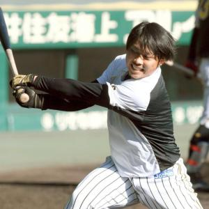 阪神矢野監督 ドラ1佐藤輝の名前出し高山に猛ゲキ「与える打席は佐藤の方が多い」