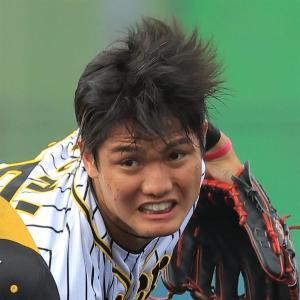 阪神・西純矢が現状維持の1200万円で更改 「来年は1試合でも多く、1軍で投げられるように」