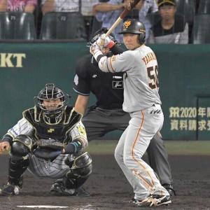 阪神、金銭トレードで巨人・山本泰寛内野手獲得へ 失策数減へ内野補強 妻はMBSアナ