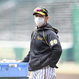 阪神・矢野監督、来季も助っ人大量確保お願い!「チームもまだ発展途上、外国人の力必要」