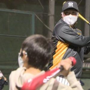 阪神タイガースOBの森田一成さんがコーチ 2021年1月、野球スクール開校 岡山市