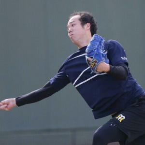 阪神・青柳さん 開幕投手「狙っている」西勇輝のゲキに呼応