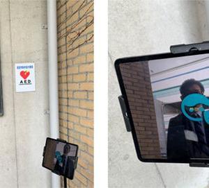 阪神甲子園球場、顔認証による入場の実証実験