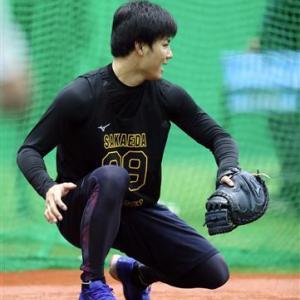 阪神D4・栄枝、高橋遥人とバッテリー熱望!「伸びる直球体感したい」