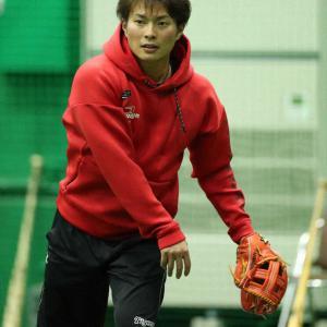 坂本塾で立ち返った原点 阪神・北條は巨人・坂本勇との合同トレで「キャッチボールが一番すごいと思った」