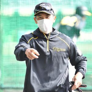 阪神・矢野監督が今キャンプもコーチに宿題 〝スリルティー〟に続く名物練習生まれるか