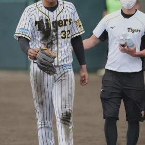 阪神OB伊藤隼太さん(31)、2年目井上広大の故障を心配する