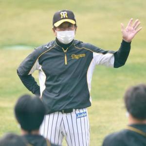 阪神平田2軍監督 ドラ7高寺は「ワクワクさせてくれる」安芸キャンプ打ち上げで総括