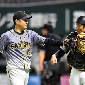 ぜんそく離脱後初戦の阪神・西勇輝が2回無失点と上々の今年初実戦