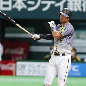 阪神 4年連続日本一のソフトバンクからの3連勝ならず ドラ1佐藤輝は2三振
