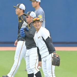阪神2軍戦 打率リーグトップの小野寺は「5番・左翼」 先発は中田
