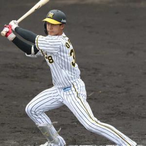 阪神3年目・小幡が1軍合流 期待の若武者が木浪に代わって今季初昇格へ