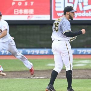 阪神・スアレス、球団新の12試合連続セーブ 2008年の藤川球児を抜き
