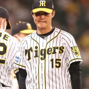 阪神・西純矢 2軍戦で大乱調 今季2度目の1試合2発被弾など、5回9失点で降板