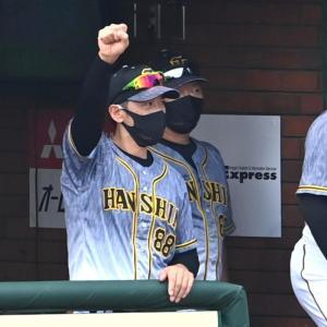 阪神・矢野監督、2死無走者からの全得点に「タイガースの強みにしていきたい」