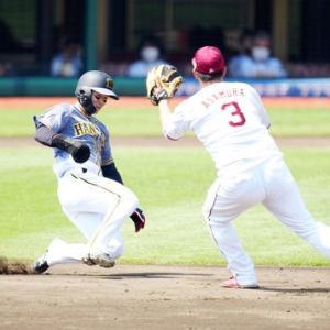 【中西清起】阪神に際立った機動力、交流戦MVPは中野拓夢 藤浪は先発で