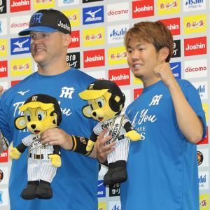 阪神西勇輝プロ100勝に王手「梅野が最大限に僕を引き出してくれて」