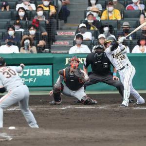 阪神・矢野監督は、なぜ中野に代打・北條を送ったのか