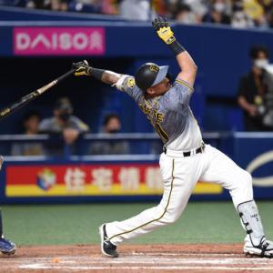 阪神マルテ2度目猛打賞「1試合1試合いい状態を維持」 9回ダメ押し打
