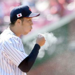 阪神・青柳がホロ苦い侍デビュー 楽天相手に2回3安打2失点