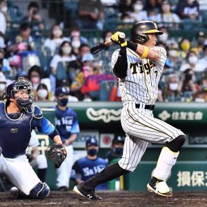 阪神糸井「状態はいいと思います。完全体です!」宣言!8月男は不惑迎えてさらにパワーアップ
