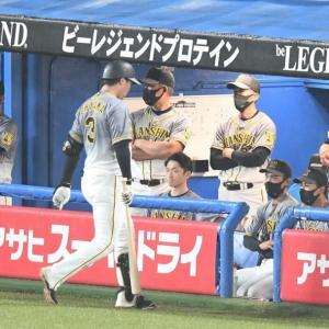 阪神・矢野監督 好機で3連続三振の大山かばう「悠輔だけじゃない、悪者にするなよ」