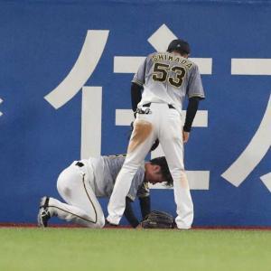 阪神・矢野監督も一安心 フェンス激突の近本、頭部死球の中野に「大きな離脱とか、現状ではない」