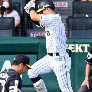 阪神2軍の連勝が18で止まる 7月28日以来49日ぶり黒星 佐藤輝は4タコ3三振