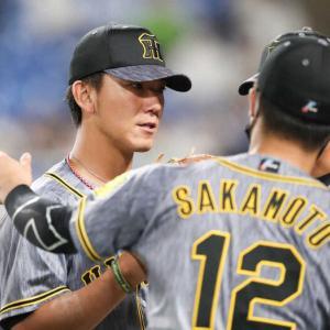 阪神・伊藤将司「攻める気持ちで投げることができた」 6回1失点、援護なく8勝目ならずも次回に期待