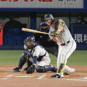 阪神・矢野監督は好機で三球三振のサンズについて「ジェリーがちょっと状態が悪い」