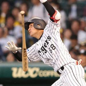 阪神・俊介 今季限りで引退 たった一人での入団発表から12年 佐藤輝ら後輩の台頭見届け決断
