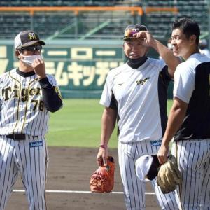 阪神2軍は藤浪が先発 佐藤輝は4番・三塁 ソフトバンクとの首位攻防