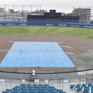 阪神2軍は降雨中止もマジック「8」に減少 ソフトバンク-広島も中止で