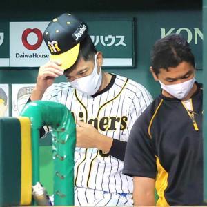 阪神 矢野監督、7失点のガンケルの今後の起用を「ちょっと今から考えようかな」