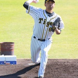 阪神 桑原謙太朗、今季限りで現役引退 近日中に会見へ…17年最優秀中継ぎ