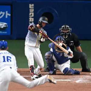 阪神・中野が新人内野手で100安打到達 矢野監督「たまたま出せる数字ではない」